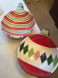 Christmas Bell Bowls