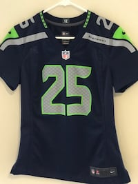 black and green NFL jersey Boston, 02122