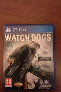 Playstation 4 Watch Dogs