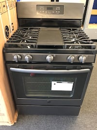 black and gray gas range oven Citrus Heights, 95621