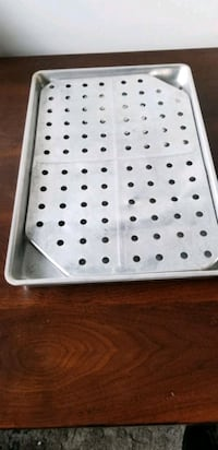 Oven tray and rack