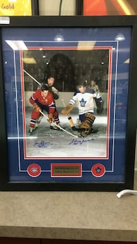 Montreal Signed Pic @ BUY & SELL KINGS (AJAX)  Ajax, L1S 7K8