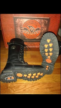 Milwaukee womans boots