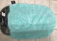 Set of two blue bathroom (big&small) rugs Montreal, H2T 1G3