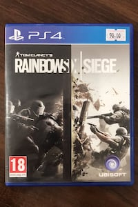 Rainbow Six ps4 oyun