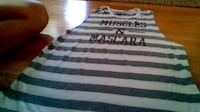 Ladies muscles and mascara tanktop TRACY