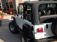 JEEP WRANGLER UNLIMITED SAHARA - ONE OWNER with ONLY ALBANY
