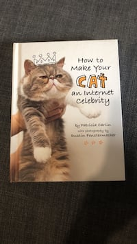 Book : how to make your cat an internet celebrity  Denver, 80203