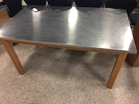 Stainless steal table  South Daytona, 32119