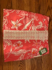 Lily Pulitzer Skirt Brand New Size 4