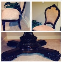 Dinning room table with chairs Chestermere, T1X