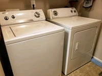 Whirlpool Washer and Dryer Loudon, 37774