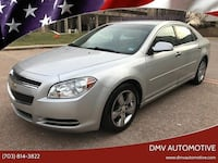 Chevrolet Malibu 2012 Falls Church, 22046