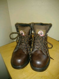 Brahma Steel Toe boots men's 6.5  Oklahoma City