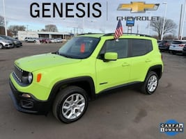 2017 JEEP RENEGADE! LATITUDE ! 4X4!