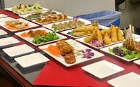 Wedding catering Richmond