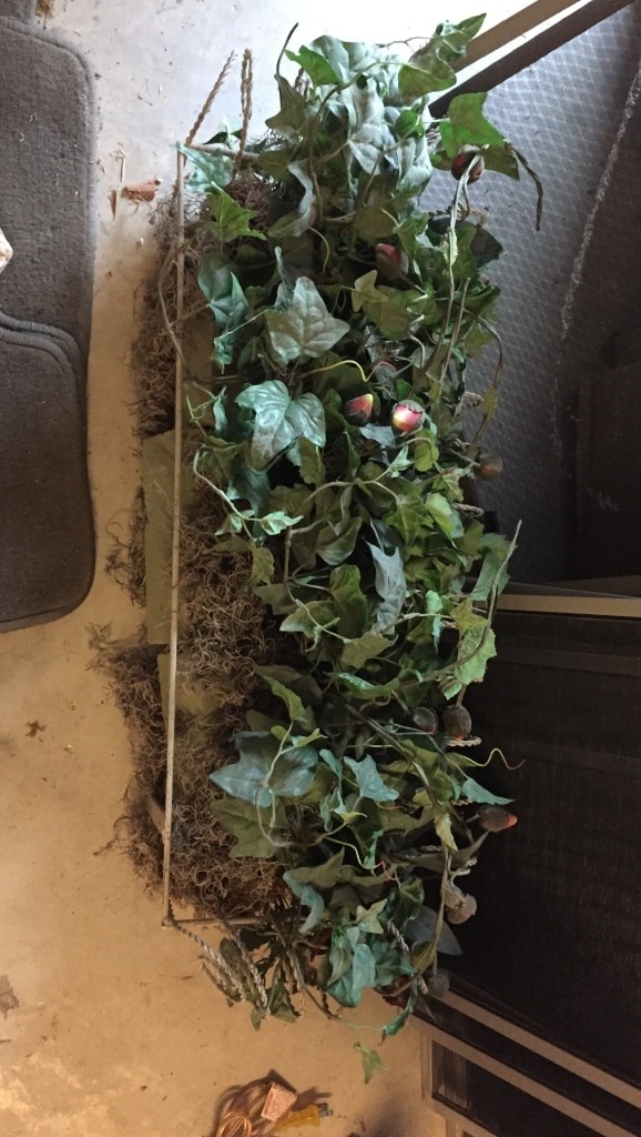 Letgo rectangular green artificial plant in coppell tx for Decoration 75019