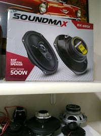 Soundmax oval  150 Evler, 10400