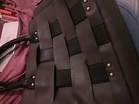 black leather car seat cover Hollywood, 33020