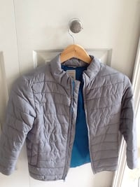 Gymboree boys puffer jacket size 5-6