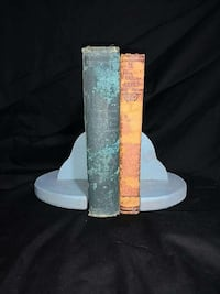 A set of vintage Book Ends. Sweeny