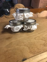 Mini mason jars with lace  Frederick, 21701