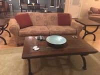 Coffee table + 2 end tables Austin, 78744
