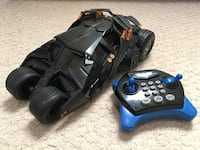 DC comics / BatMobile / programmable remote control car Carlsbad, 92009
