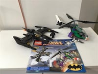 Lego Superheroes Batwing Battle Over Gotham City #6863