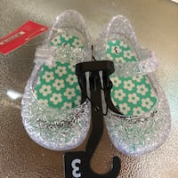 Girl gel sandals San Diego, 92105