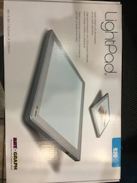 Artograph lightpad 920 perfect for tattoos and drawing Montréal, H3G 2R9