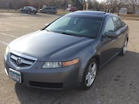 Acura - TL - 2006 3.2L TL Navi, sunroof, heated seats, leather, cd changer, keyless fob, 191k Miles, premium sounds, runs excellent! Little Canada, 55117