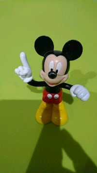 Figura Mickey mouse articulado  Madrid, 28019