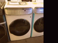NEW Gas Samsung Washer Dryer Set Bay Shore