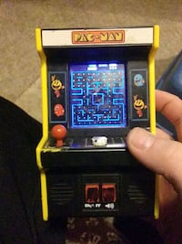 Mini Pac man game that works Lincoln, 68502