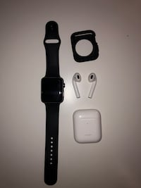 Apple Watch 3 (GPS + CELLULAR) and AirPods2 Vaughan, L4L 0G8