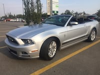 Trade 2014 Ford Mustang.