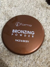 Flormar Face and Body Bronzer Van