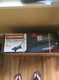Brand new Craftsman service Jack never used box never open NEEDS TO SELL ASAP Brunswick, 21716
