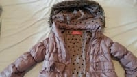 Winter jacket for 4 year old, size 104 to 110 cm Oslo, 0001