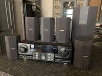 Aiwa A/V Receiver with FREE speakers Ellicott City, 21043