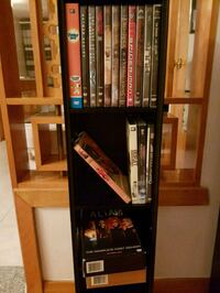 All the dvd's and the series also included  Montréal, H1G 3H8