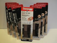 Rimmel Brow This Way Brow Sculpting Kit-$2.50 Each Hyde Park