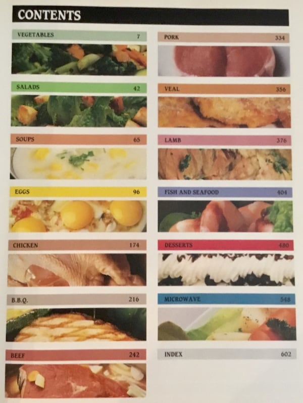A valuable reference guide cookbook~chef Pol Martin~600 pgs~Reg $59.99 a72867c2-5969-41a4-9df5-aaf547e7135c