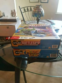 U-build Battleship and mousetrap Langley Township, V4W 3A2