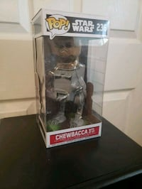 Chewbacca with AT-ST La Verne, 91750