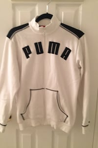 Top - Puma ladies zip up - size L Halton Hills, L7G 6N6