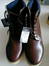 Mens Rue 21 Brown Boots Size 11 Killeen, 76542