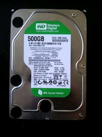 500GB Hard Drive Sierra Vista