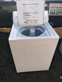 Whirlpool heavy duty washer works good 6 month warranty delivery avail Washington, 20003